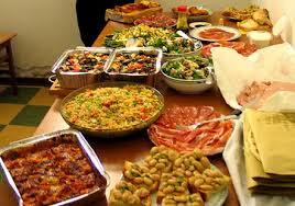 1st Annual International Potluck Dinner